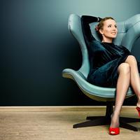fotelja, lijepa ZENA, SEKSI, Shutterstock 283107878