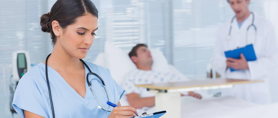 bolnica, oporavak u bolnici
