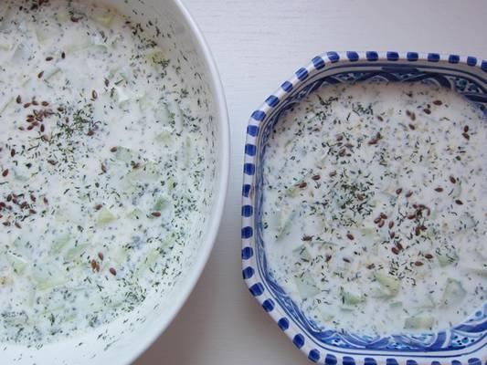 juha od krastavaca