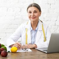 doktor, nutricionist, hrana, zdrava hrana