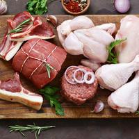 meso, piletina, puretina, riba, crneo meso, govedina, svinjetina