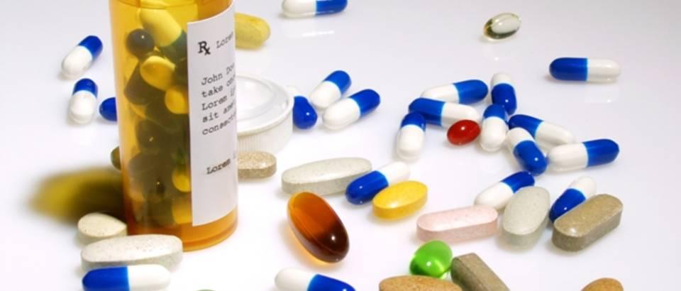 lijekovi, tablete, pilule