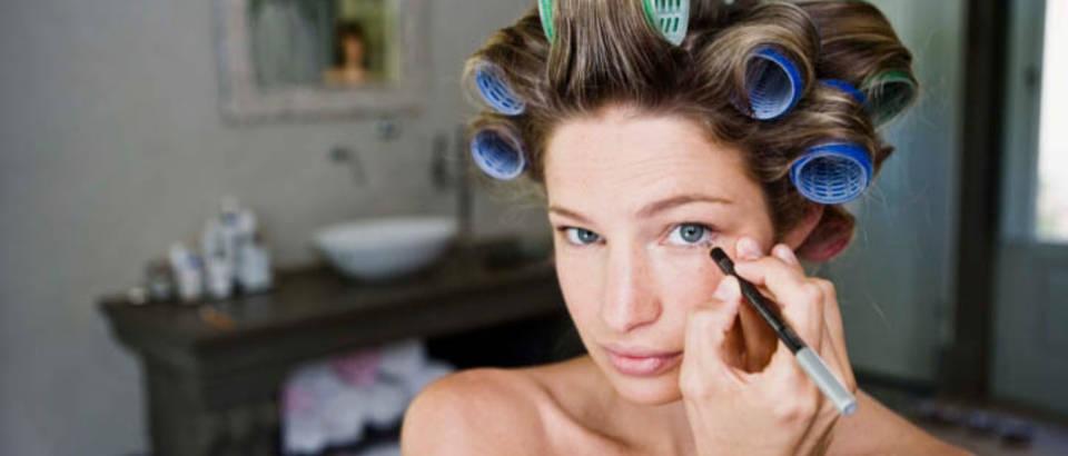 make up, sminka, kosa, spremanje, uredivanje
