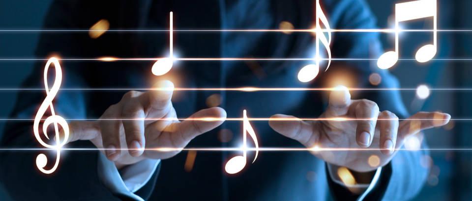 note, glazba, Shutterstock 507995524