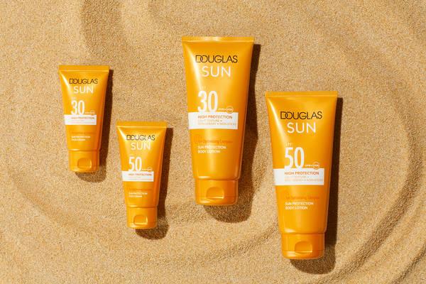 Douglas Sun Protection linija proizvoda