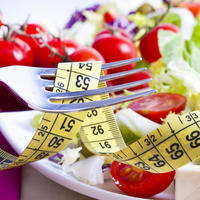 Zdrava dijeta zdrava prehrana vilica shutterstock 169399514