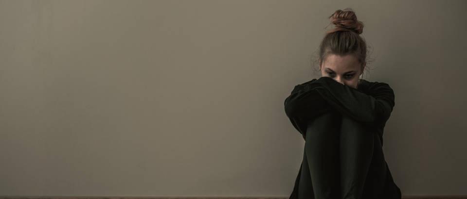 depresija, tuga, Shutterstock 1303662871