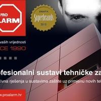 Pro alarm
