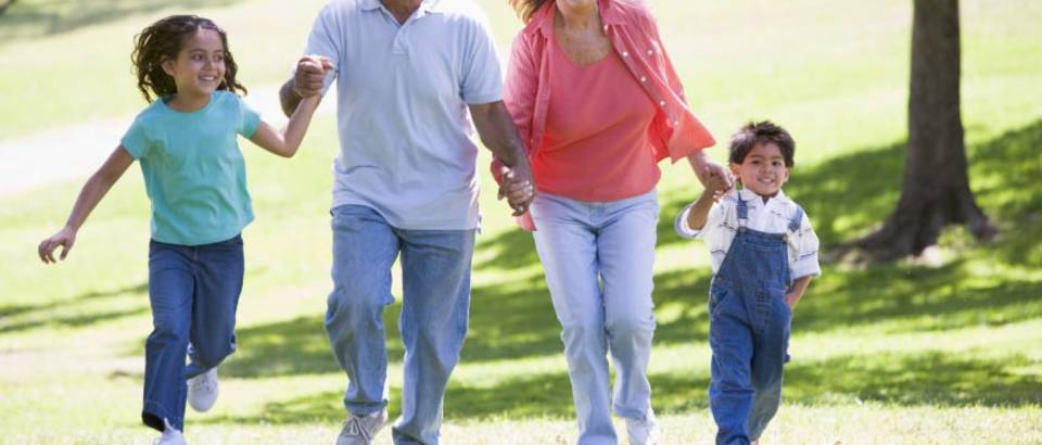 obitelj trci