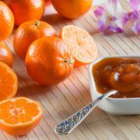 marmelada od mandarina, Shutterstock 357203987