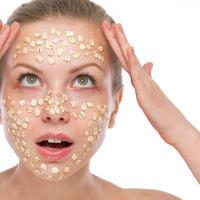 čišćenje lica zobena kaša