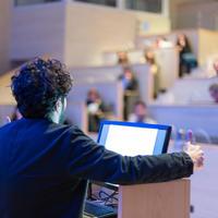 predavanje, konferencija, Shutterstock 260538923