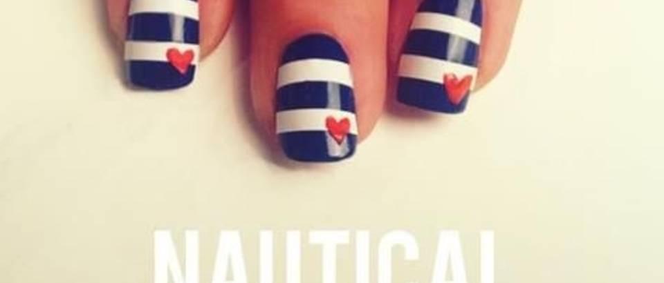 mornarska manikura