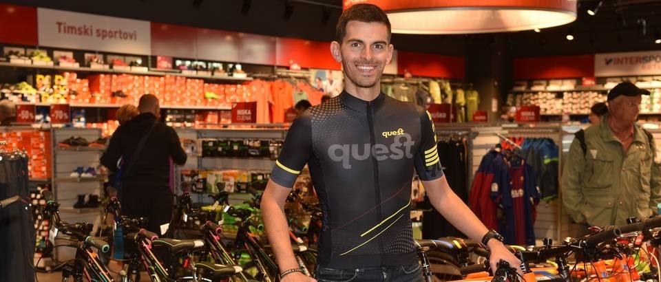 Milo Pilski, mountain bike prvak Hrvatske