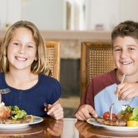 Zdrava hrana, dijete, djeca