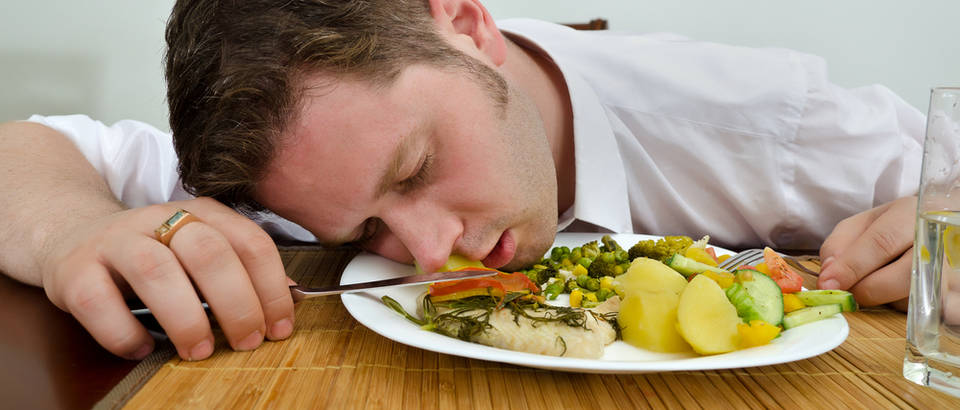 RJEŠENJE I PROBLEM U TANJIRU?! Hrana za dobar san