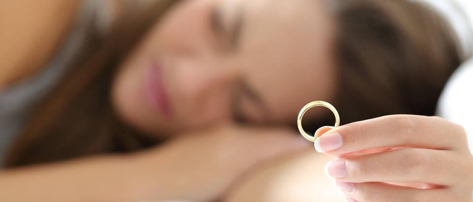 problemi u braku, razvod