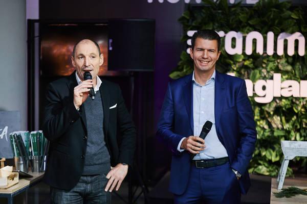 Markus Pingerra i Paul Merdzo