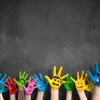 Djeca ruke