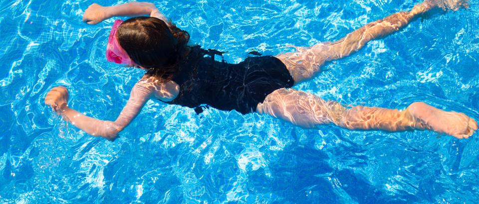 dijete,plivanje,bazen, Shutterstock 116647732