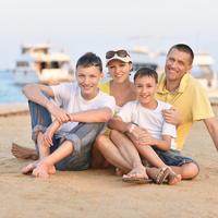 tinejdzeri i obiteljsko ljetovanje