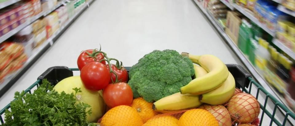 Hrana, voce, povrce