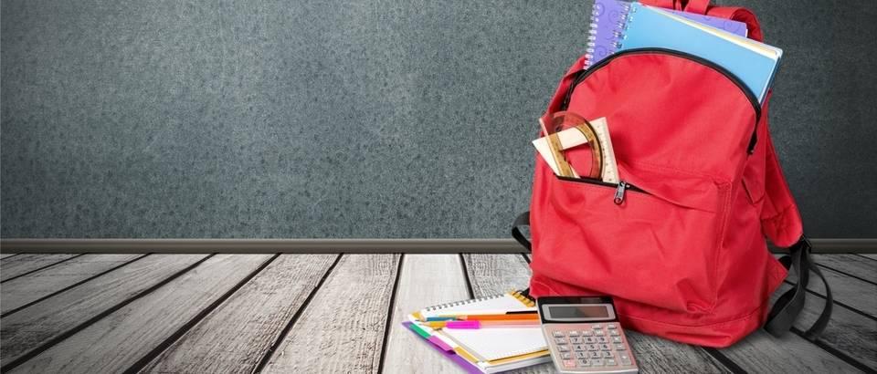 skolska torba, Shutterstock 304815692
