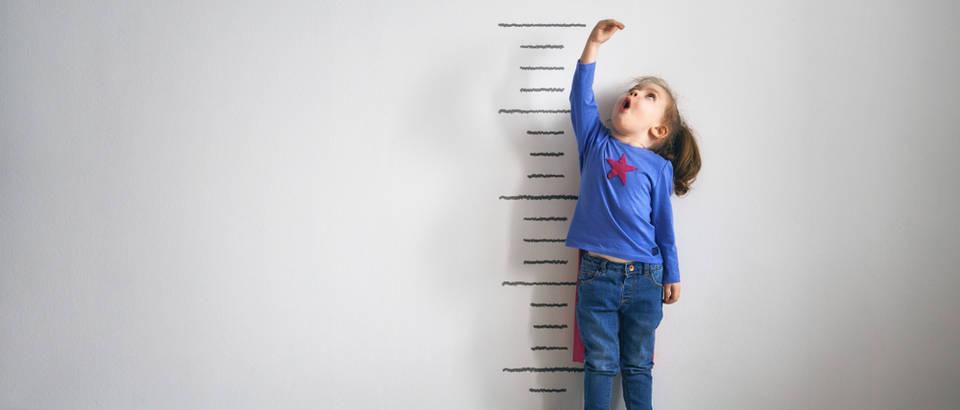 dijete, rast, razvoj