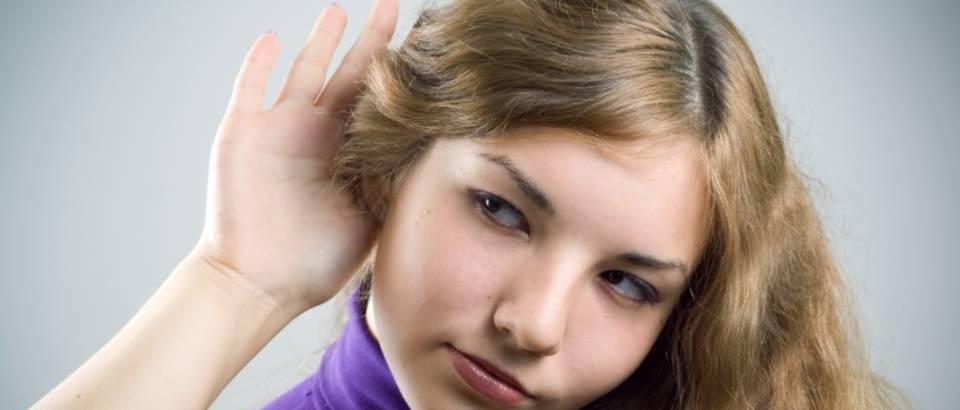 uho, sluh, gluhoca