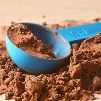 Proteini čokoladni proteinski prah shutterstock 279431849