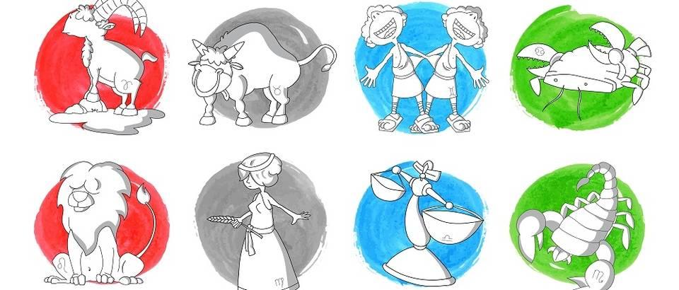 horoskop Shutterstock 255295372