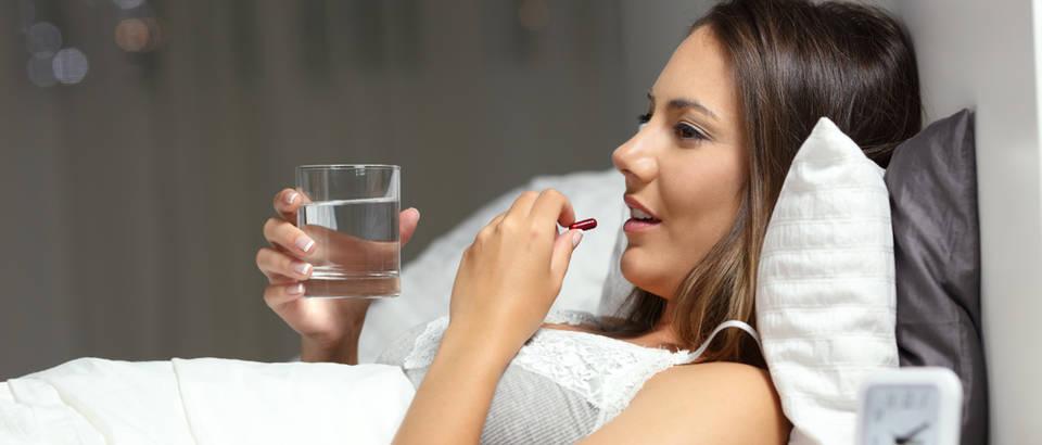 krevet, tablete