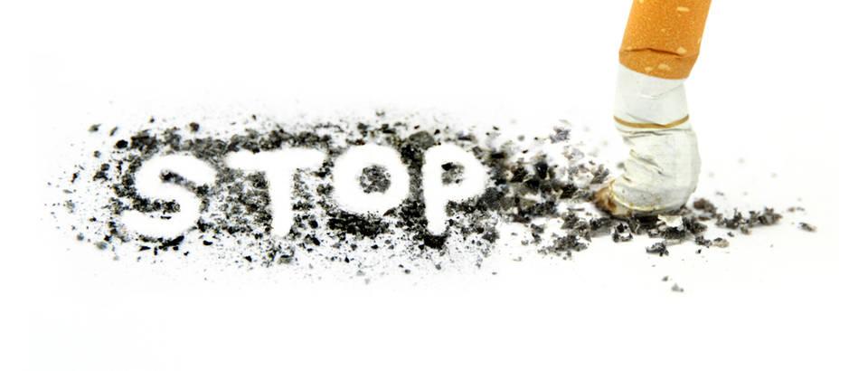 Pušenje, cigareta, opušak, prestanak, stop, Shutterstock 156226097