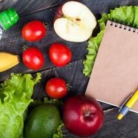 Zdrava prehrana planiranje prehrane voće povrće shutterstock 368396276