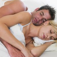 Par, san, krevet, spavanje