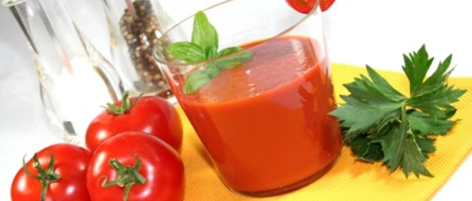 sok od rajcice, rajcica, paradajz