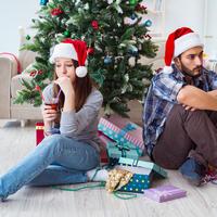 božićna svađa