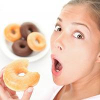 Dijeta, mrsavljenje, slatko, nezdrava hrana, junk