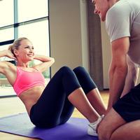 Vježbanje žena djevojka shutterstock 242603479