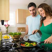 hrana, par, kuhinja, Shutterstock 300448493