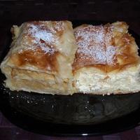 savijaca od sira i jabuka