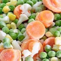 Povrce, zamrznuto