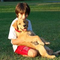 pas, djecak sa psom, kucni ljubimac, prijateljstvo