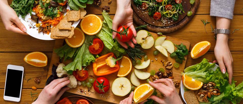 povrce, vegani