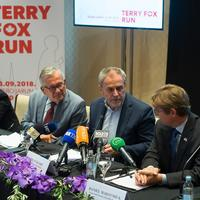 Terry Fox Run 2018 konferencija(2)