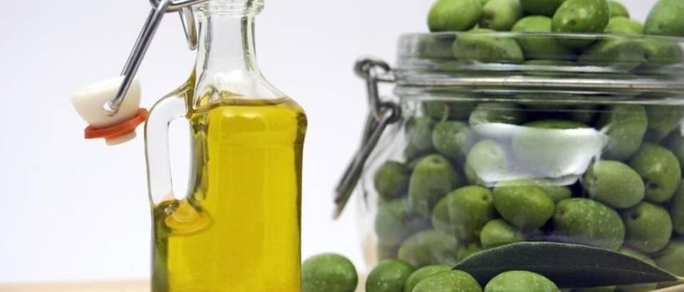 masline maslinovo ulje