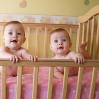 Djeca, beba, blizanci