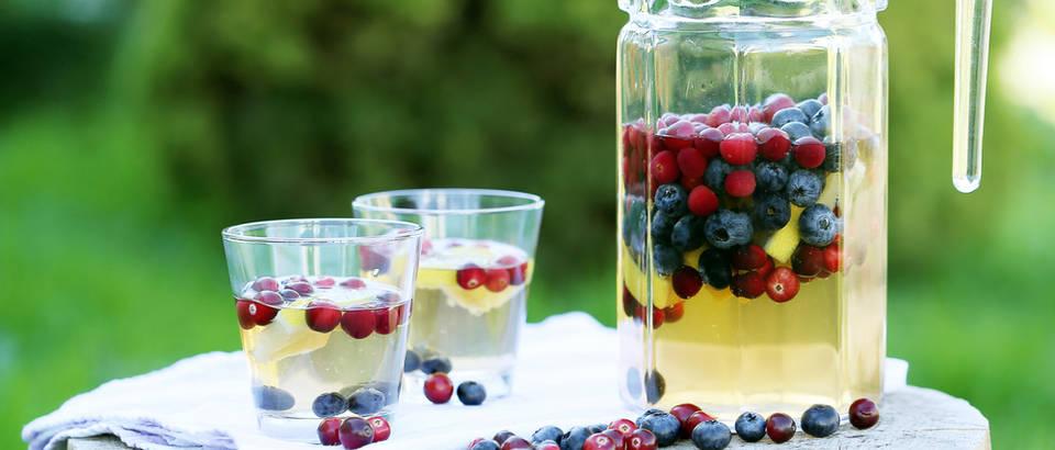 voda s okusom, voda, osvjezenje, shutterstock