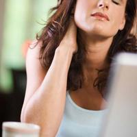 bol u vratu, fibromijalgija