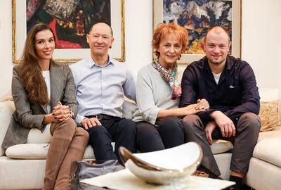 """Odrastanje u liječničkoj obitelji Bilić: """"Teško je kod kuće izbjeći priče o poslu"""""""
